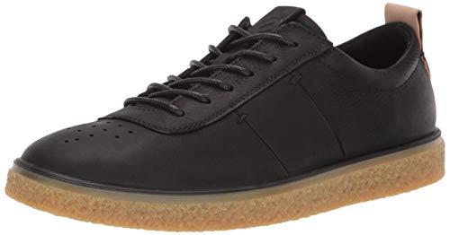 ECCO 女士平底真皮牛津鞋,提供出色缓冲力及回弹效果