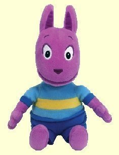 The Backyardigans Toy - Ty Beanie Buddie - Austin - Backyardigans Buddy