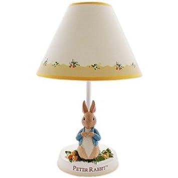 Amazon beatrix potter peter rabbit night light lamp beatrix potter peter rabbit night light lamp sciox Image collections