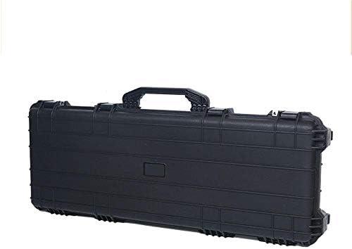 プラスチックポータブルツールボックス楽器保護ボックス防水および防滴ボックス金属梱包箱