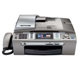 Brother MFC-680CN Colour Inkjet MFU - Impresora multifunción ...