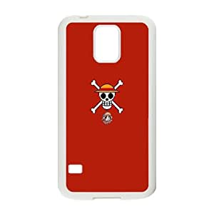 One Piece Luffy San Samsung Galaxy S5 Cell Phone Case White phone component RT_195674