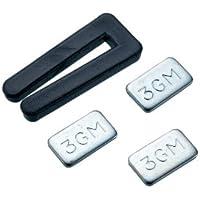 Monte Carlo BBK Blade Balancing Kit, B000QJ0N52, Black