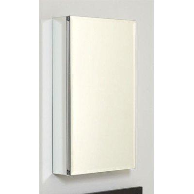 Aluminum Body 20'' x 26'' Surface Mount Medicine Cabinet