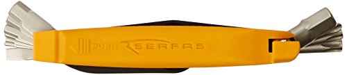 Serfas 15 Function Tool with Integrated CO² Inflator