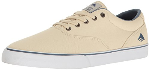 Blue Toy Uomo Emerica Provost Skateboard White da Machine Vulc X Slim Scarpe BBFAwqpPS