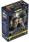 The Adventures of Sherlock Holmes and Doctor Watson (English Subtitles) (6 DVD BOX Set)(Digitally Remastered Sound and Picture) / Priklucheniya Sherloka Holmsa i Doctora Vatsona.