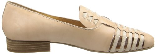 Dolce Vita Dames Cealey Slip-on Loafer Creme In Reliëf
