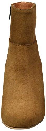 Camel Brown Suede 0 ES 87 Buffalo Women's Boots 30985 qapnYw6