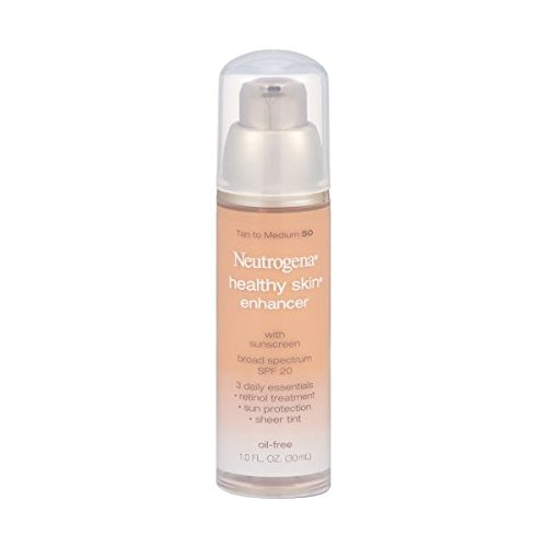 Neutrogena Healthy Skin Enhancer, Tan to Medium 50, 1 Ounce (B001KYRNS2)