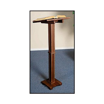 Standing Lectern by Christian Brands