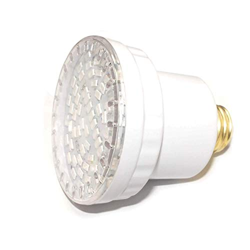 LAMPAOUS Inground LED Pool Lights Spa Lights Bulb Pure White Color (Spa Bulb, 120VAC) (White Pool Light Pure Led)
