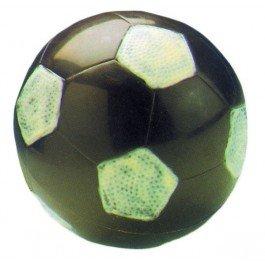 Molde de Policarbonato Balón de Fútbol. Diámetro total: 120 mm ...