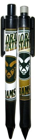 NCAA Colorado State Rams Mechanical Pencil & Retractable Pen Set (Colorado Pen Company)