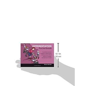 Differentiation Pocketbook Paperback – 29 Jun. 2011