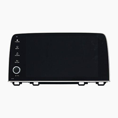 KUNFINE Android 9.0 8核自動車GPSナビゲーション マルチメディアプレーヤー 自動車音響 ホンダ HONDA CRV 2017自動車ラジオハンドル制御WiFiブルースティスト