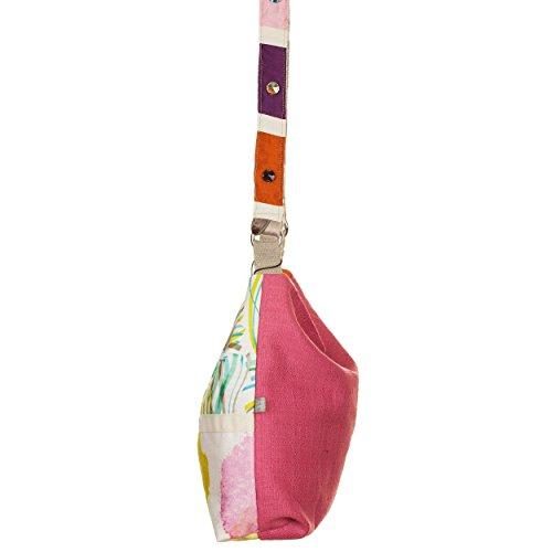 VialeScarpe ZIR-BANCYBRIG_UNI - Bolso cruzados para mujer multicolor multicolor talla unica