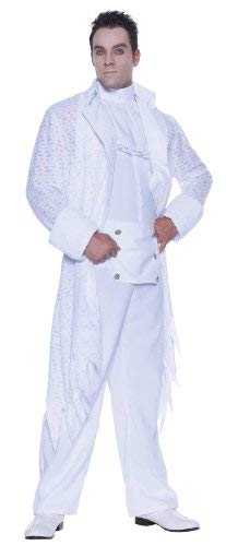 Underwraps Mens Haunting Ghost Costume - One Size ()