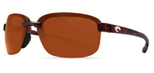 Costa Del Mar Austin Sunglasses, Tortoise, Copper 580P - Sunglasses Austin