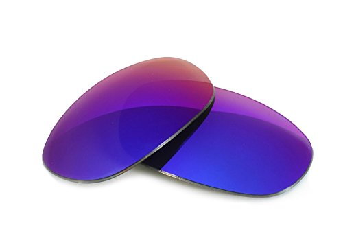 FUSE Lenses for Wiley X XL-1 Advanced Cosmic Mirror - Wiley 1 Xl Sunglasses