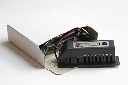 2-Pack 3.6V MR-J3BAT 2000mAh ER6VC119A//B PLC CNC Li-ion Battery for Mitsubishi ER6VC119A//B MELSERVO MR70