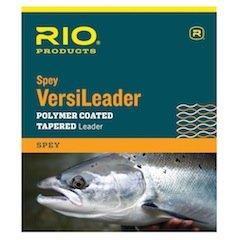 Line Spey Floating - Rio: Spey Versileader, Olive, 10ft Floating
