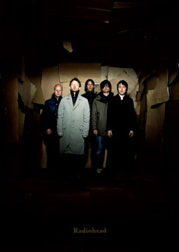 - Pyramid America Radiohead Group Music Poster Art Print