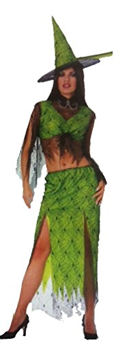 Hallowed Eve Mod Witch Adult -