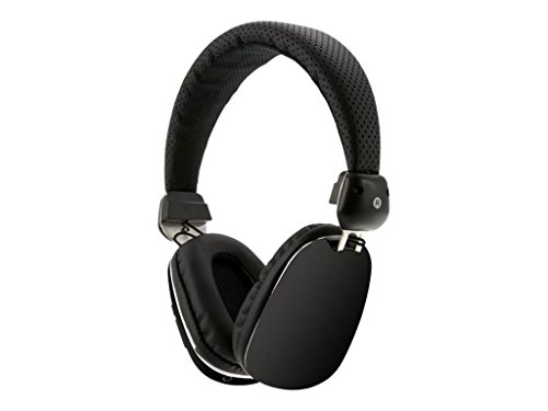 iLive iAHP46B Wireless Bluetooth Headphones, Black
