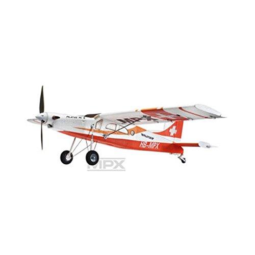 pilatus-pc-6-rr-red-bl-motor-esc-servo