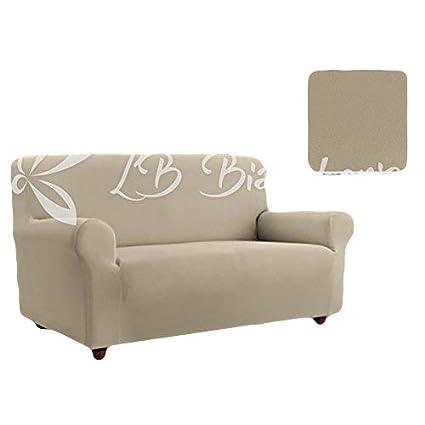 Funda para sofá antimanchas elástico, transpirable y ...