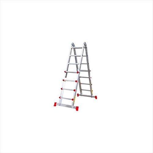 Cofan 09401071 Escalera multiposición con 4x5 peldaños, 0.011 V, 4,83 m: Amazon.es: Bricolaje y herramientas