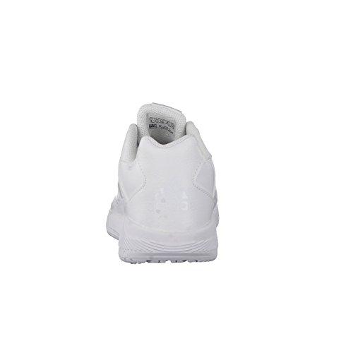 adidas AltaRun K - Zapatillas de deportepara niños, Negro - (NEGBAS/NEGBAS/GRPUDG) blanc/blanc/gris