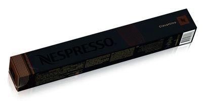 : Nespresso OriginalLine: Ciocattino, 10 Count - ''NOT compatible with Vertuoline''