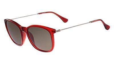 Calvin Klein Platinum CK3173S Sunglasses 607 Shiny Wine