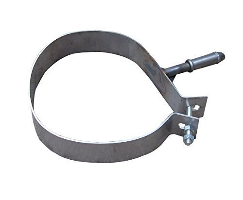 Smoothflow BB1 Replacement OE Compatible Rear Silencer Strap Every Exhaust Part