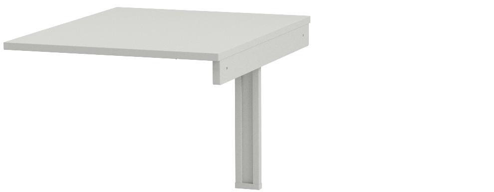 Ikea Norberg Tavolo Da Parete Pieghevole Bianco Amazon It Casa E Cucina