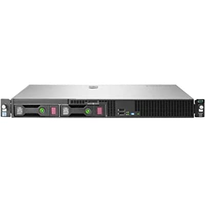 HP ProLiant DL20 G9 1U Rack Server - 1 x Intel Xeon E3-1230 v6 Quad-core (4 Core) 3.50 GHz DDR4 SDRAM - 1 TB HDD - 1 x 290 W