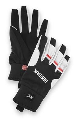 ace Tracker Glove Black 8 (Hestra Windstopper)