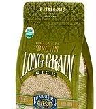 Lundberg Farms B32629 Lundberg Long Grain Brown Rice -6x1 Lb