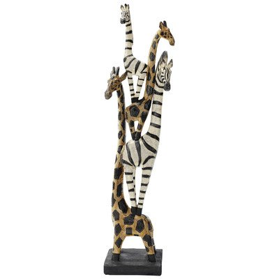 Wooden African Animals - 1