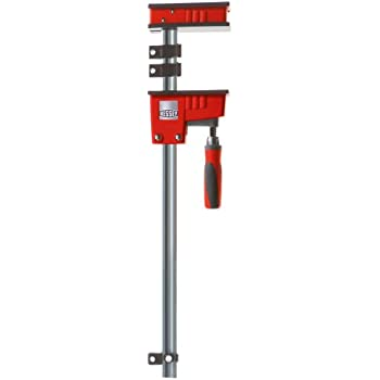 Bessey KR3.550 50-Inch K Body REVO Fixed Jaw Parallel Clamp, 2-Pack
