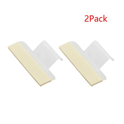 ApplianPar 154701001 Dishwasher Splash Shield Guard Seal Kit for Electrolux Frigidaire PS2203346 AP4338941 AH2203346