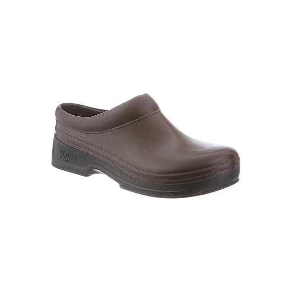 Klogs Footwear Men's Zest Closed Back Chef Clog