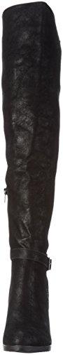 Botas Blck Negro 045500F7S Bullboxer Altas para Mujer RP5ggwHq4z