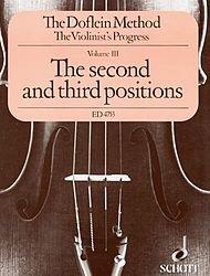 (Schott The Doflein Method (Volume 3: The 2nd & 3rd Positions) Schott Series)