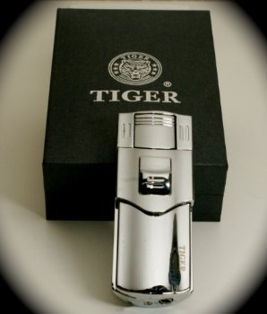 Tiger Windproof Torch Lighter ()