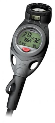 Mares Puck Air Dive Computer with Compass (Mares Puck)