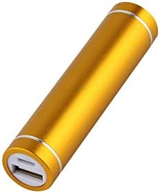 Portable Fashion Multicolor Hard USB Universal 5V 1A Mobile Power Bank Charger Pack 18650 Caja de batería Caja Externa Kit Estuche