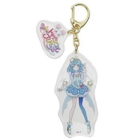 [Keychain] Stars Twinkle Pretty Acrylic die-Cut Keychain/Cure Milky/Star Twinkle Pretty Acrylic die-Cut Keychain/Cure - Keychain Cut Die